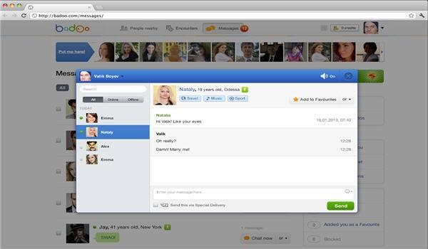 onlineflirt-chat